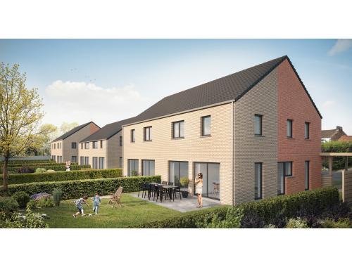 Maison à vendre à Ghlin, € 244.400
