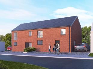 Maison neuve 3 façades clé sur porte. Elle se compose dun bel espace de vie complètement ouvert avec une cuisine moderne et fonct