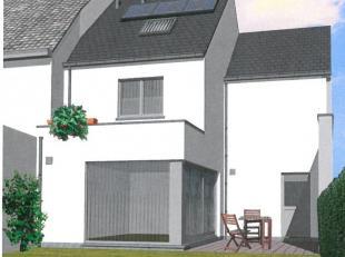 Op het grondgebied van Ertvelde, deelgemeente van Evergem, treft u deze ruime halfopen nieuwbouw in hedendaagse stijl. Ware luxe schuilt in licht en r