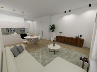 Dit gebouw bestaande uit 5 appartementen is gelegen in een rustige residentiële zijstraat van de Nationalestraat, pal in het centrum van Antwerpe