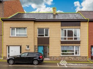 Deze gezellige woning vinden we in de Gaverstraat nr.55 in Geraardsbergen. Het centrum van Geraardsbergen, het station, de winkels en de scholen ligge