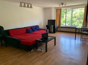 Meer informatie of een bezoek? Contacteer Dries 0470/10 72 17<br /> Dit appartement is gunstig gelegen, vlakbij openbaar vervoer, winkels en een groen