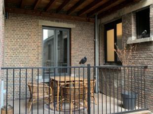 Bel Nico op 0474/29.40.13 voor bijkomende inlichtingen of een bezoek ter plaatse!<br /> Dit twee slaapkamer appartement (112m2)  is gelegen op de eers