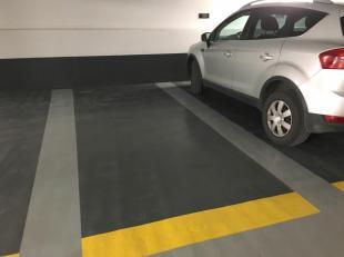 Private staanplaats op -1 in de Inter Parking Korte Meer. Meer in het centrum van Stad Gent kan u niet parkeren. Buitenkans!