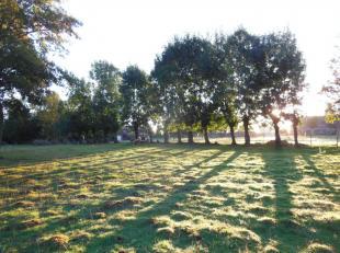 TE KOOP - 3 Bouwgronden voor open bebouwing te Oudenaarde<br /> <br /> Rustig gelegen bouwgronden, gelegen te Ganzendries, Mater, met ruime oppervlakt