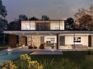 Rustig en Stijlvol wonen te Oostkamp.<br /> <br /> ABS Bouwteam realiseert naar een uniek ontwerp van architecte Charlotte Willaert van AI&M Archi