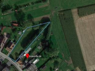 TE KOOP - Zottegem <br /> <br /> Rustig gelegen perceel te Rodestraat 88, Zottegem met een oppervlakte van 2.239 m2. Hier bouwt ABS Bouwteam in 2019 e
