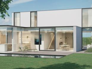 Villa Lootens werd ontworpen op een terrein met een oppervlakte van 880m2 in een groene residentiële omgeving. <br /> <br /> Op deze bouwgrond ka