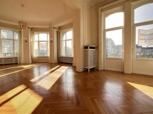 located between merode and montgomery at the 2nd floor of a prestigious building nice appartement te huur