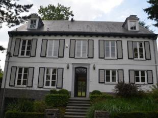 """A deux pas de STOCKEL et de WSP - Dans le magnifique quartier """"Baron d'Huart"""" - Superbe villa classique entièrement rénovée de st"""