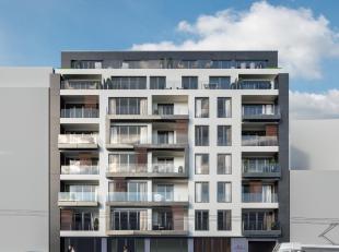 Magnifique rez commercial 140m² à vendre dans un immeuble neuf. Livré CASCO avec eau et électricité.Cave et parking e