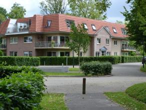 Mooi instapklaar gelijkvloers villa appartement gelegen in een afgesloten residentie met privé park en vijver.<br /> Dit appartement met terras