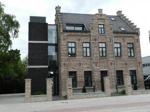 Prachtig appartement gelegen in totaal gerenoveerd historisch pand (oude Pastorij van Kwatrecht).<br /> Dit appartement is gelegen op de eerste verdie