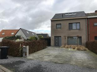Maison à louer                     à 9041 Oostakker