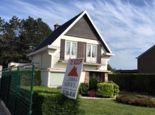 Bijna Perfect Huis : Huis met slaapkamers te koop in sinaai waas hebbes zimmo