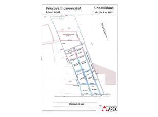 Hier nieuwbouw aan 6% !!!!<br /> Projectgrond: te verkavelen bouwgrond met afbraakgebouw op 1233,75m² !  <br /> Huidig gebouw getroffen door rooi