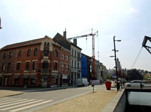 Dendermonde, Werf 1 - 2 - 3.Projectgrond op toplocatie in het hart van de stad. Met uniek zicht op Oude Dender.Deze verkoop omvat 2 naast elkaar geleg