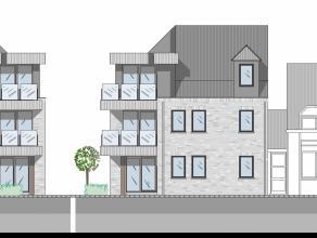 Deze nieuwbouwresidentie bestaat uit 5 entiteiten met 1 of 2 slpk's en voorzien van een terras.<br /> Appartement 2.1 is gelegen op de 2e verdieping e