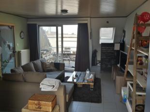 Dit appartement biedt u inkomhal ruime badkamer met ligbad, leefruimte met terras, open keuken en slaapkamer.<br /> Op het eerste verdiep bevinden zic
