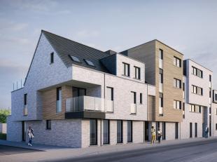 Dit appartement op het gelijkvloers maakt deel uit van een nieuw te bouwen Building van 16 appartementen in Tisselt. Perfect zuid-georienteerde terras
