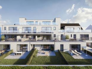 Dit appartement op het 3e verdiep maakt deel uit van een nieuw te bouwen Building van 16 appartementen in Tisselt. Zeer rustig gelegen en onmiddelijk