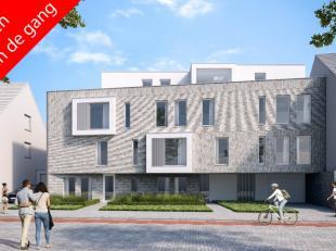 Residentie Waarschoot: Dit is een prachtige modern en lichtrijke architectuur met zuid gerichte terrassen.Dit prachtig appartement op de gelijkvloerse