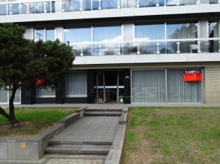 AALST GELIJKVLOERS Praktijk/APPARTEMENTverzorgd gelijkvloers appartement/praktijkruimte aan de Parklaan met terras en individuele garagebox. 2 individ