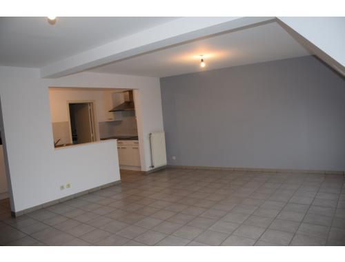 Appartement te huur in Ninove, € 670