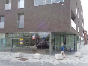 Prachtig commercieel hoekpand gelegen op een hoeklocatie te Lommel,  Kerkstraat 46. Momenteel: Takko Kleding. <br /> Het pand heeft een oppervlakte va