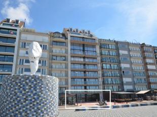 Top gelegen nieuwbouw handelsgelijkvloers gelegen te Knokke (Residentie Midan) op de Zeedijk in de directe omgeving van 'Ellis Gourmet Burger', 'Lucy