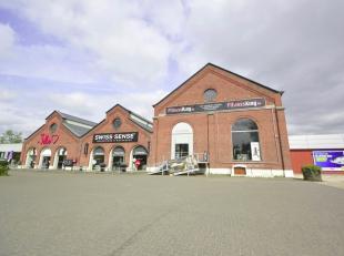 Baanwinkel te huur, gelegen op een retailpark te Dendermonde, in de directe nabijheid van volgende retailers 'Lidl', 'Swiss Sense', 'Action', Kruidvat