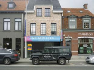 Mooi handelsgelijkvloers te huur, gelegen in het centrum van Schilde. <br /> Dit pand heeft een gelijkvloerse oppervlakte van ca. 150 m². <br />