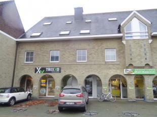 Handelspand met veel passage en parkeergelegenheid (drie parkeerplaatsen) te huur, gelegen op de gekende 'Brusselsesteenweg' te Melle. Dit pand heeft