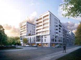 Prachtig (nieuwbouw) handelsgelijkvloers/ kantoor gelegen in het centrum van Brussel in het nieuwbouw project 'WInxx' op de Hoek Helihavenlaan. Dit ge