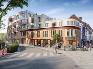 RESIDENTIE NO'AH- Het oude Belgacomgebouw in het hartje van Halle krijgt een nieuwe bestemming. Achter de prachtige Art Deco-gevel komt het verhaal va