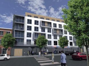 Nieuwbouw commercieel gelijkvloers/kantoor te koop, gelegen in het project 'Brusello XL' aan de Kroonlaan te Elsene. Dit pand heeft een oppervlakte va