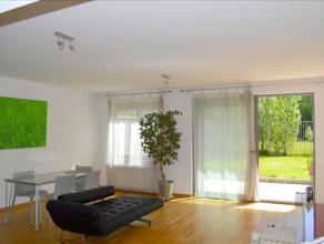 Quartier Européen/Chasseurs Ardennais, dans un immeuble récent, très bel appartement de 90 m² avec un jardin de +/- 90m&sup2