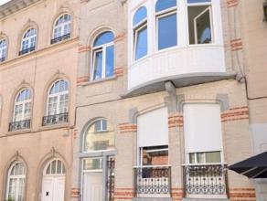 Quartier Européen/ Plasky, lumineux appartement avec mezzanine complètement remis à neuf +/- 55 m² dans un petit immeuble de