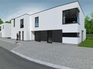 Te Laat !!!! Alle 5 woningen zijn verkocht!!!Ditkleinschalig verkavelingproject 'Singhem' is gelegen in een residentiële omgeving vlakbij het cen