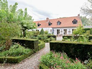 Maison à vendre                     à 9630 Sint-Maria-Latem