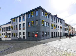 """Situé au 2ème étage deLa résidence """"La Rose"""", située dans coeur du centre historique de Lessines.SItuation centrale"""