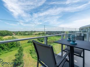 """Situé à De Haan """"Vosseslag"""" près du Golfe et à quelques pas de la mer avec vue sur les jardins.<br /> Tous les appartement"""