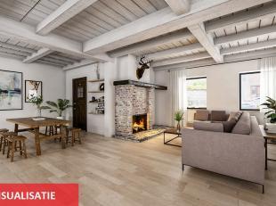 Rustieke woning op 1376 m², zeer rustig gelegen, op een boogscheut van het centrum van Lokeren en nabij de oprit naar de E17 ! <br /> <br /> Bene