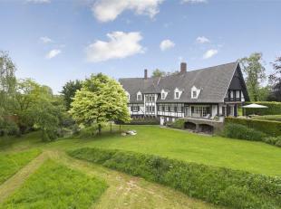 Landelijke woning met prachtige tuin op 8798 m²<br /> Dit exclusief vastgoed omgeven door groen biedt een prachtig uitzicht op een bijzonder stuk