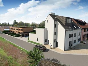 Gloednieuwe meergezinswoning in de groene rand van Gent bestaande uit 5 nieuwbouwappartementen. Bijzonder goede bereikbaarheid via de R4 (5 min.), E17