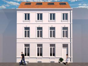 Residentieel renovatieproject met vergund plan voor 3 appartementen van 104m², 113m² en 138m² met terrassen.<br /> Het project combinee