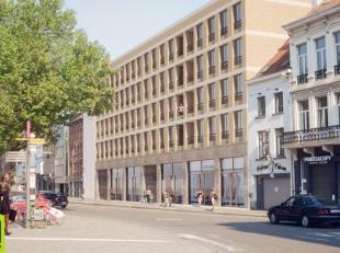 166 (à 524m²) kantoren <br /> Ligging: nabij inrit van Waaslandtunnel <br /> Beschikbaar: kantoren beschikbaar na afwerking (3 à