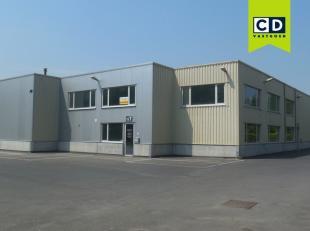 426m² magazijn<br /> verschillende bedrijfsunits en kantoren beschikbaar op deze site<br /> Ligging: vlakbij afrit E19 (Mechelen-zuid)<br /> Spec