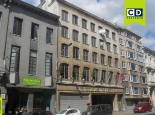 207m² ingedeelde kantoren (uitbreidbaar tot 414m²)<br /> Ligging: centrum Antwerpen; op 600m van het Centraal station<br /> Specificaties: v
