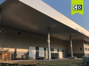10.500m² magazijn met 2300m² kantoren (opsplitsbaar)<br /> Ligging: nabij afrittencomplex E34 Beerse (Antwerpen-Eindhoven)<br /> Specificati